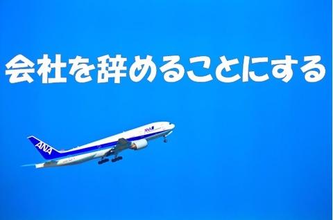 空を舞う飛行機